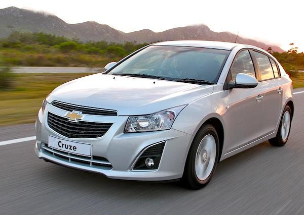 Chevrolet Cruze World 2012