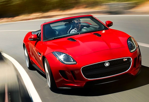 Jaguar F Type Singapore 2013