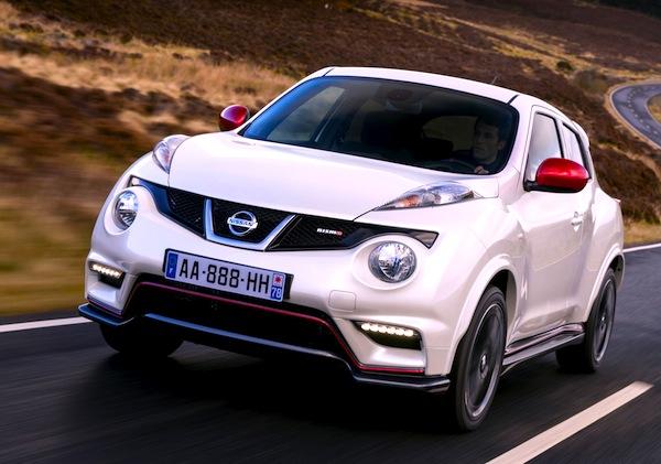 Nissan Juke UK February 2013b