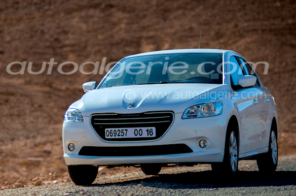 Peugeot 301 Algeria February 2013