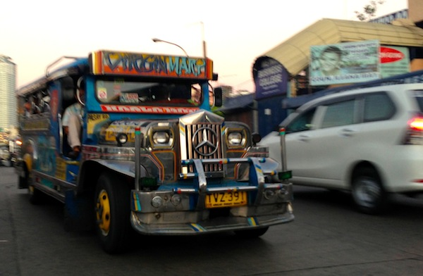 Manila Jeepney8b