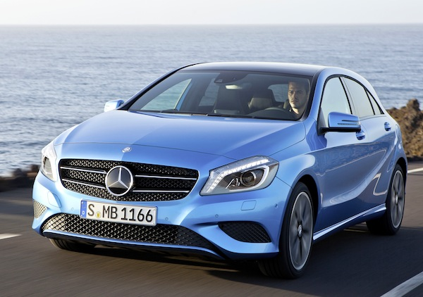 Mercedes A Class 2013