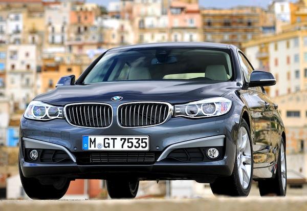 BMW 3 Series GT World July 2013
