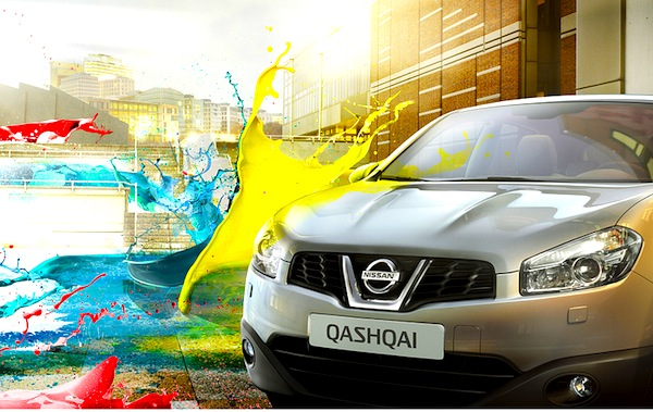 Nissan Qashqai World February 2013. Picture courtesy of justinvg