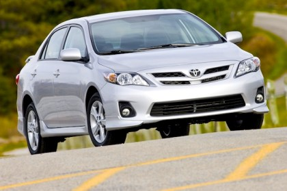 Toyota Corolla. Picture courtesy of www.autowp.ru