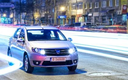 Dacia Logan. Picture courtesy of autoevolution.com