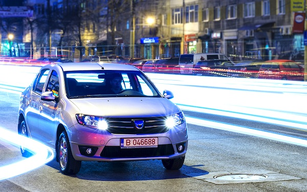 Dacia Logan World May 2013