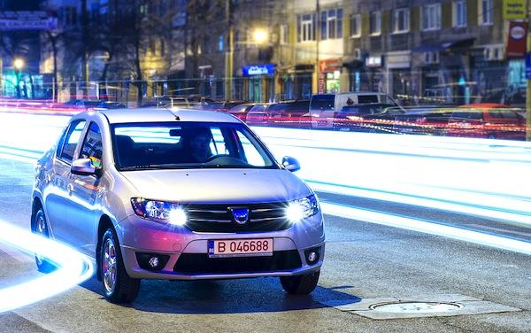 Dacia Logan World May 2013