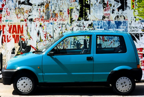 Fiat Cinquecento Italy 1997