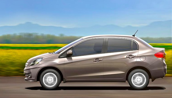 Honda Amaze India May 2013