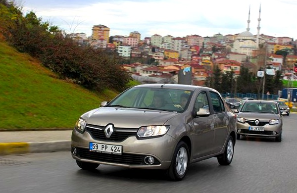 Renault Symbol Algeria May 2013. Picture courtesy of www.arabam.com