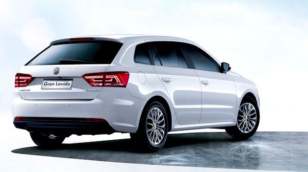 VW Gran Lavida China May 2013