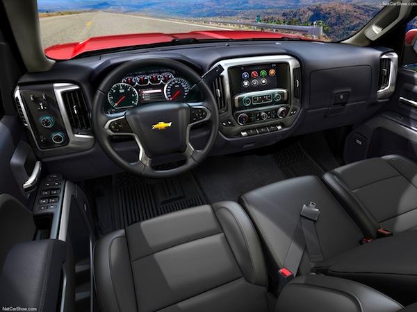 Chevrolet Silverado USA June 2013b