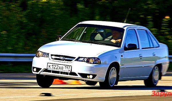 Daewoo Nexia Kazakhstan June 2013