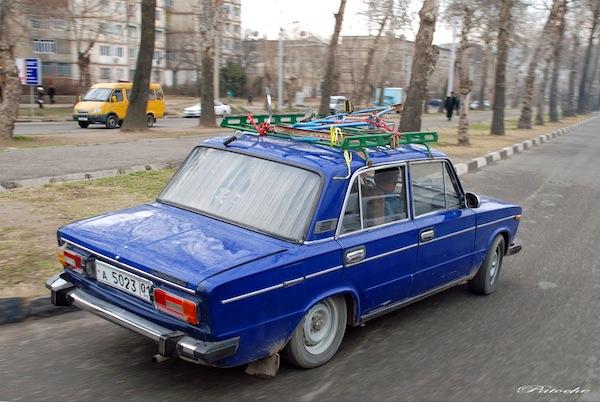 Lada Zhiguli Tajikistan