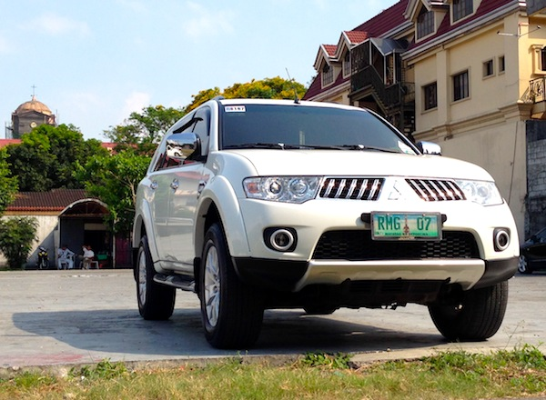 Mitsubishi Montero Sport Philippines June 2013