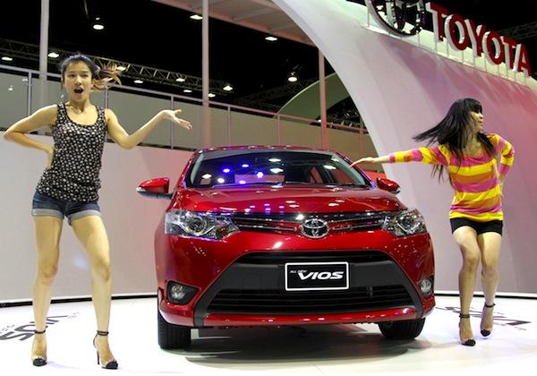 Toyota Vios Malaysia June 2013