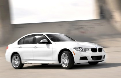 BMW 3 Series. Picture courtesy of www.motortrend.com