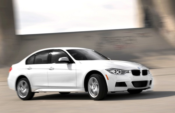 BMW 3 Series California June 2013. Picture courtesy of www.motortrend.com