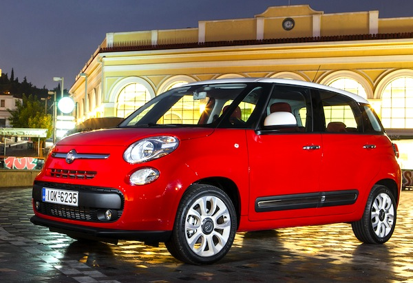Snia July 2013: Kia Cee'd and Fiat 500L shine – Best Selling ...