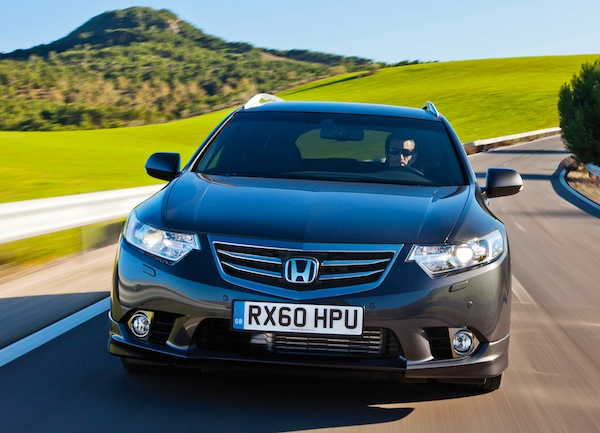 Honda Accord Iceland July 2013