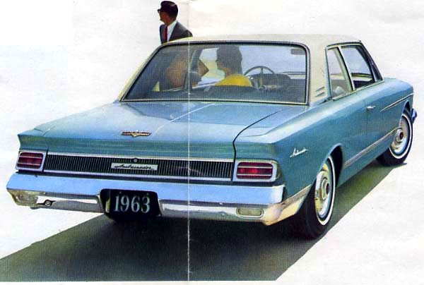IKA Rambler Argentina 1963