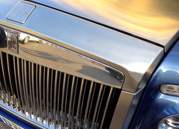 Rolls Royce logo Monaco August 2013