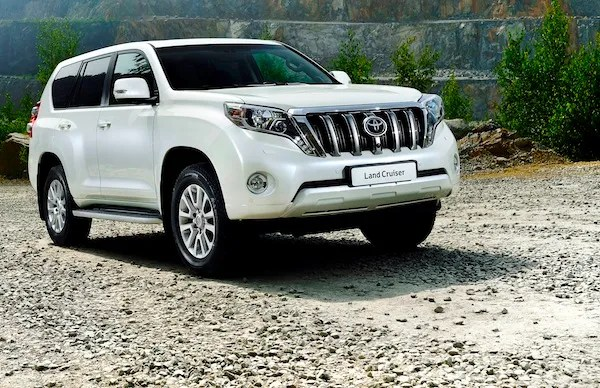 Toyota Prado Oman July 2013