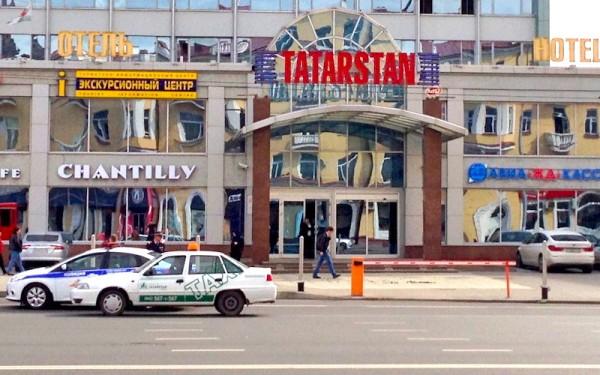 11 Kazan traffic