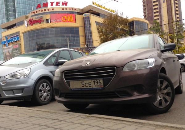 2 Peugeot 301