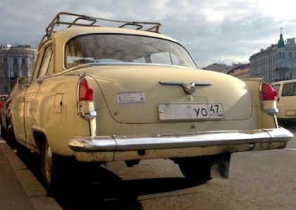 30 1962 GAZ Volga