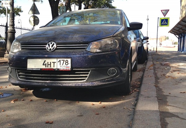 5 VW Polo