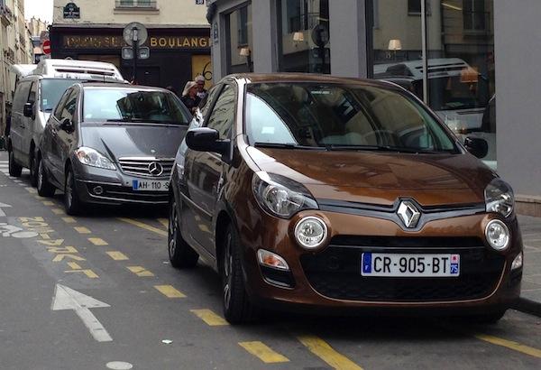 6 Renault Twingo Paris September 2013