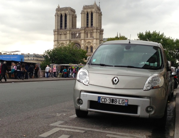 9 Renault Kangoo Paris September 2013