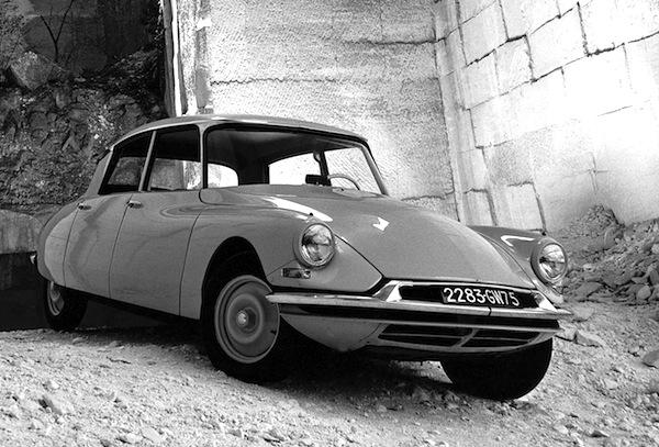 Citroen ID France 1963