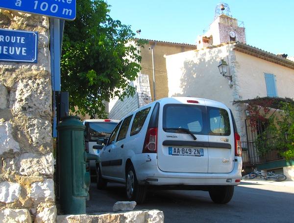 Dacia Logan MCV France September 2013
