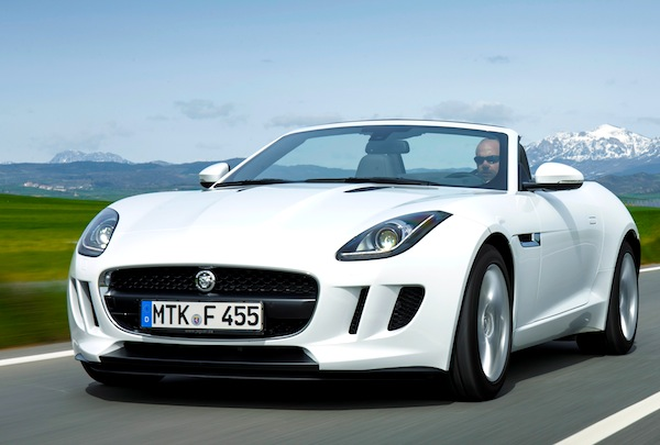 Media Post Arrive In Style With The Jaguar F Type Best Selling