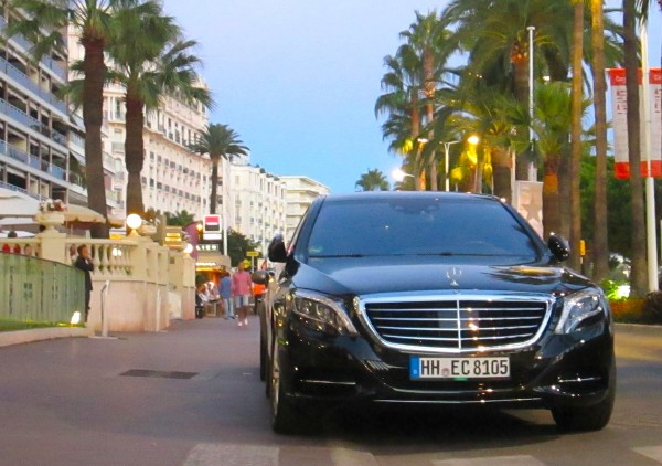 Mercedes S Class Cannes September 2013