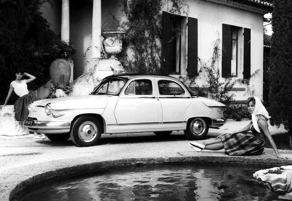 Panhard PL17 France 1963
