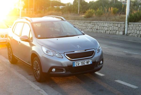 Peugeot 2008 Cannes September 2013a