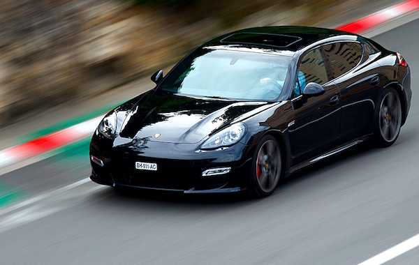 Porsche Panamera Monaco 2013. Picture courtesy of Stephan Flisch
