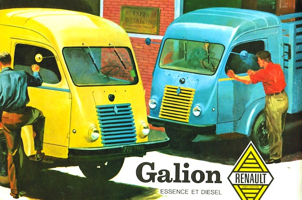 Renault Galion France 1963. Picture courtesy of hoflandt-le-jardin-aux-oiseaux.fr