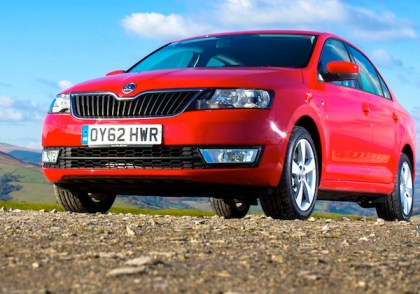 Skoda Rapid. Picture courtesy of www.autowp.ru