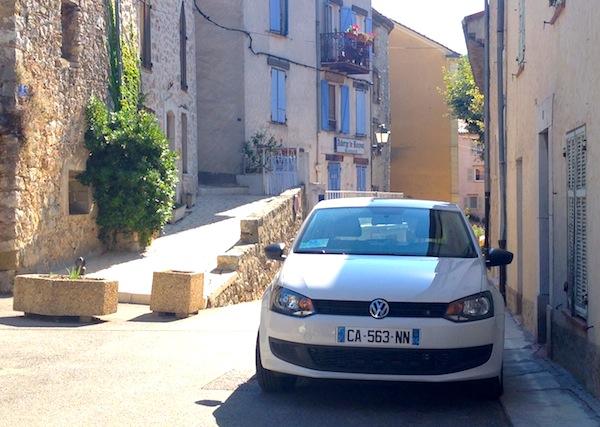 VW Polo France September 2013
