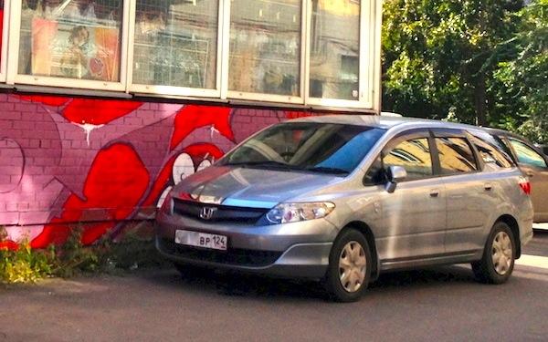 3 Honda Airwave