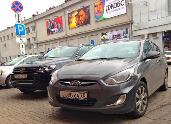 4 Hyundai Solaris