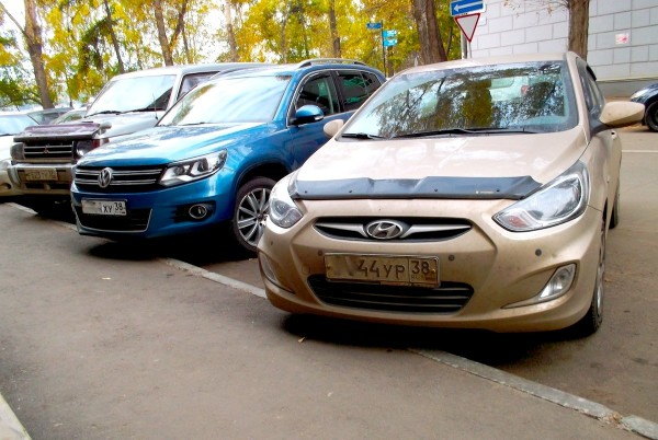 5 Hyundai Solaris