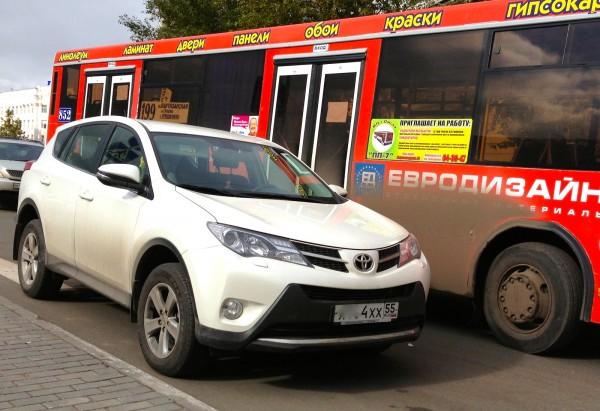 5 Toyota RAV4