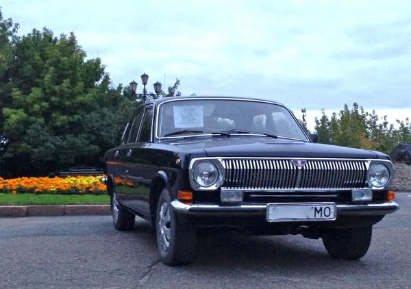 6 GAZ Volga