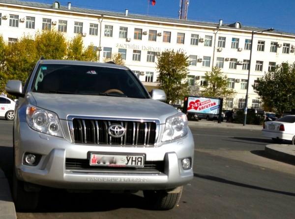 6 Toyota Prado